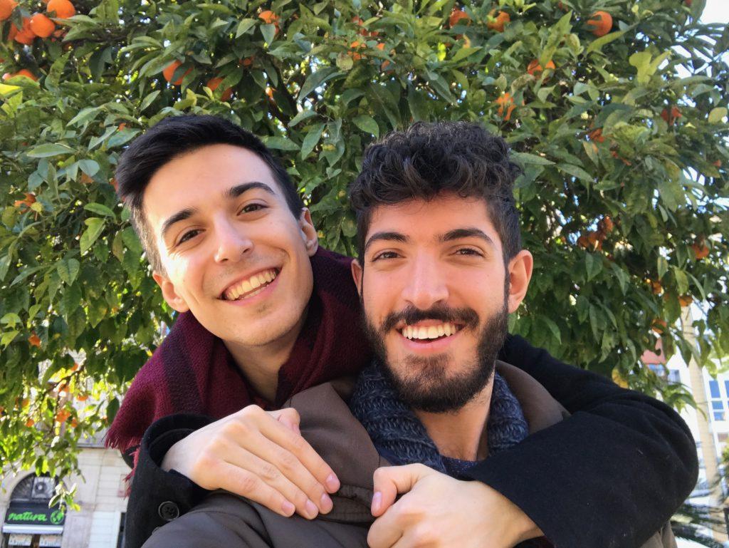 travel blogger in Spain