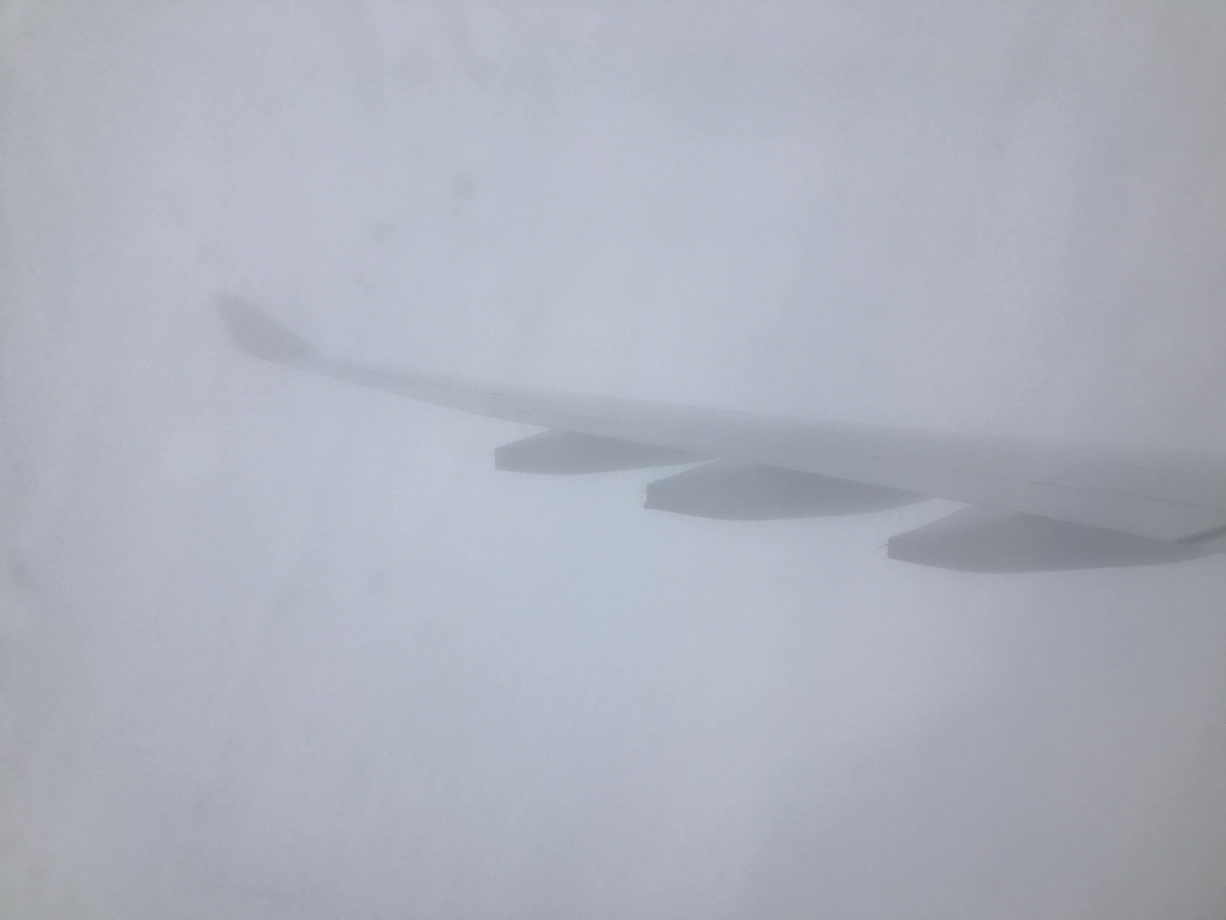 aborted landing